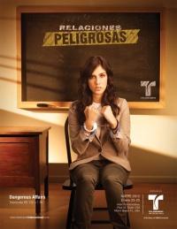 Relaciones Peligrosas poster