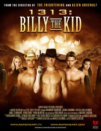 1313: Billy the Kid poster