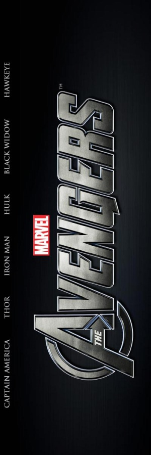 The Avengers 400x1200