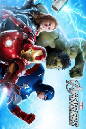 The Avengers 711x1064