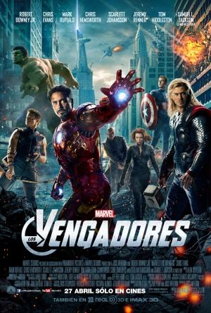 The Avengers 743x1100