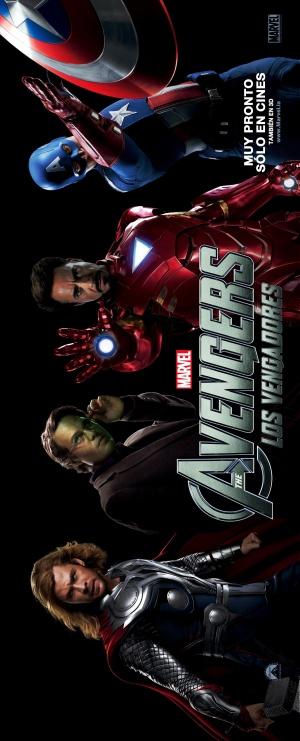 The Avengers 2023x5000