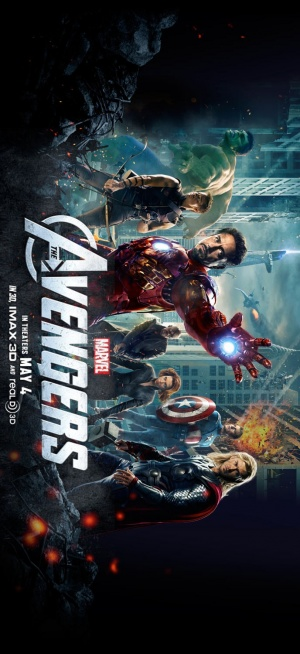 The Avengers 688x1499