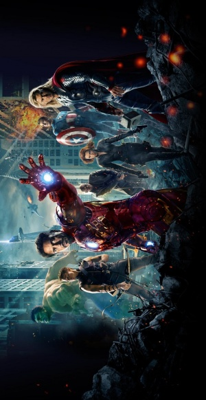 The Avengers 708x1374