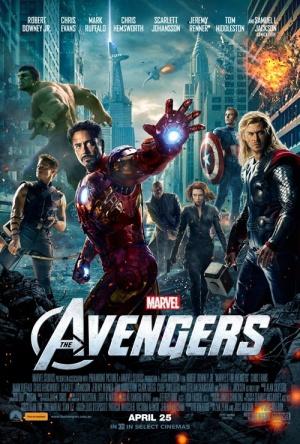 The Avengers 500x740