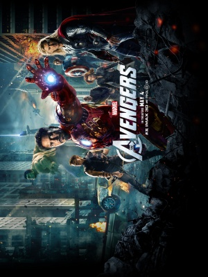 The Avengers 899x1200