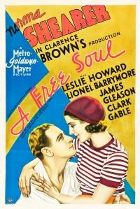 A Free Soul poster