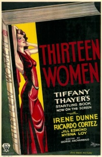 Thirteen Women poster