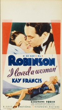 I Loved a Woman poster
