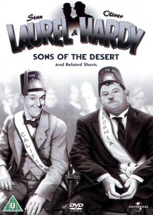 Sons of the Desert 570x800