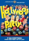Hollywood Party Cover