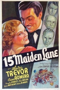 15 Maiden Lane poster