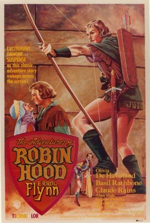 The Adventures of Robin Hood 1306x1946