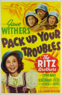 Pack Up Your Troubles poster