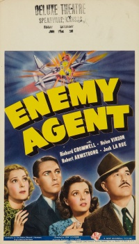 Enemy Agent poster