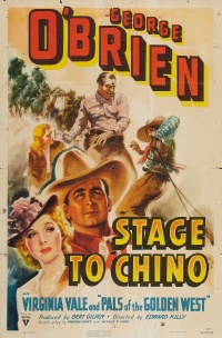 Stage to Chino poster