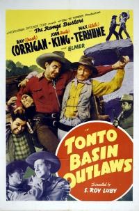 Tonto Basin Outlaws poster
