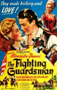 The Fighting Guardsman poster