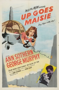 Up Goes Maisie poster