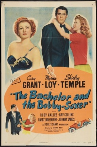 The Bachelor and the Bobby-Soxer poster