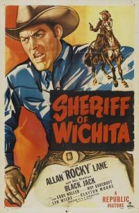 Sheriff of Wichita poster