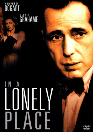 In a Lonely Place Dvd cover