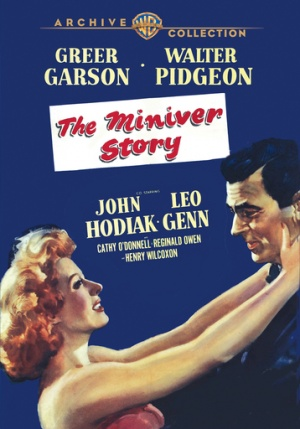 The Miniver Story Dvd cover