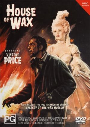 House of Wax 353x500