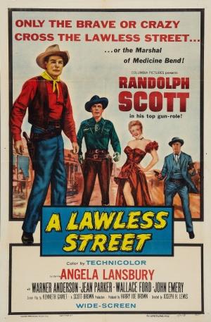 A Lawless Street 1925x2935