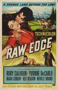 Raw Edge poster