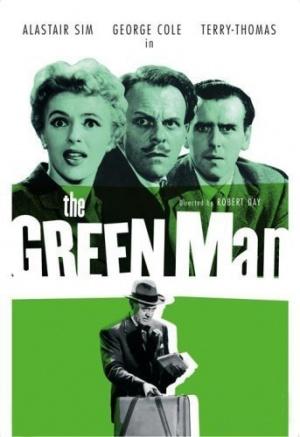 The Green Man 343x500