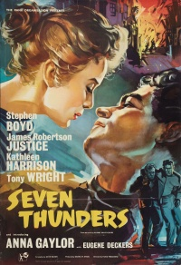Seven Thunders poster