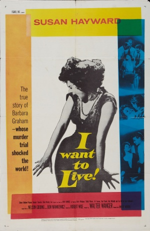 I Want to Live! 1925x2955