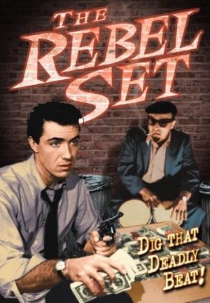The Rebel Set Dvd cover