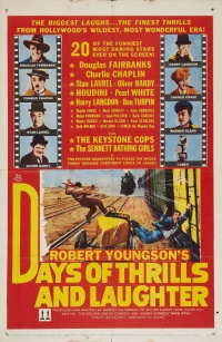 Days of Thrills and Laughter poster
