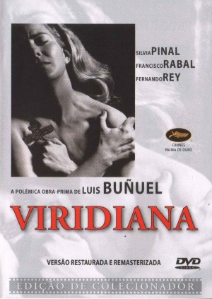 Viridiana Dvd cover