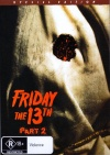 Friday the 13th Part 2 Cover
