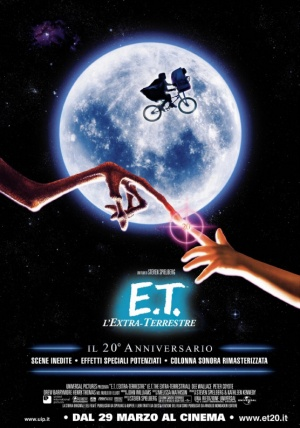 E.T. the Extra-Terrestrial 556x794