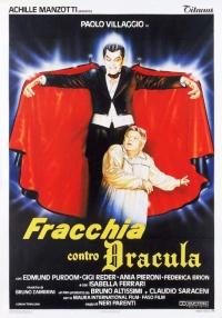 Fracchia Vs. Dracula poster