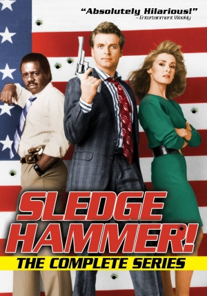 Sledge Hammer! 1050x1500