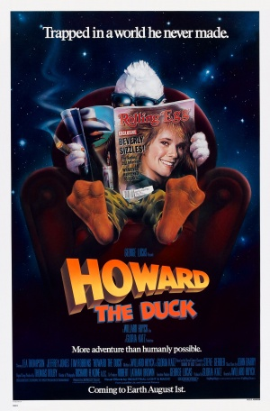 Howard the Duck 1786x2712