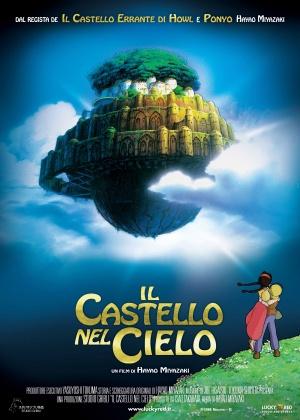 Das Schloss im Himmel 2835x3969