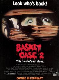 Basket Case 2 poster