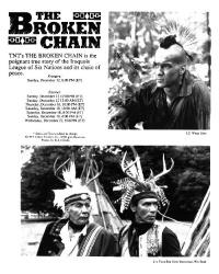 The Broken Chain poster