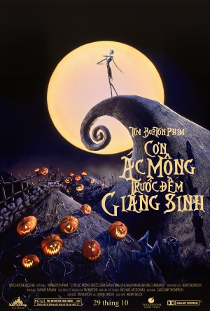 The Nightmare Before Christmas 3387x5000