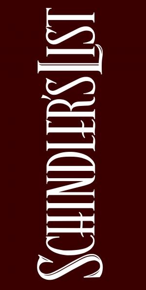 Schindler's List 2000x3961
