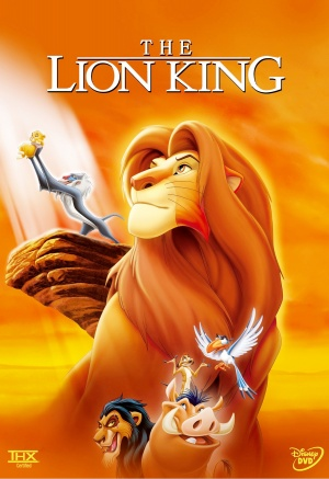 The Lion King 1499x2185