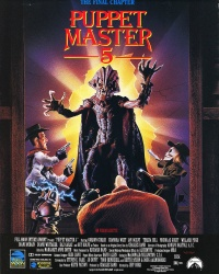 Puppet Master 5 poster