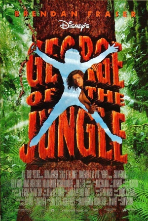 George of the Jungle 1338x2000