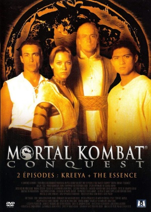 Mortal Kombat: Conquest 1368x1916